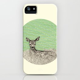 A deer iPhone Case