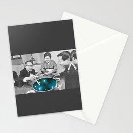 Stars soup Stationery Cards