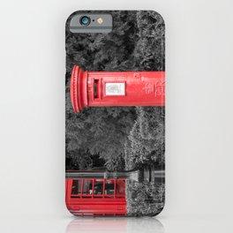 British Icons iPhone Case