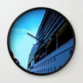 Mariner of The Seas Wall Clock