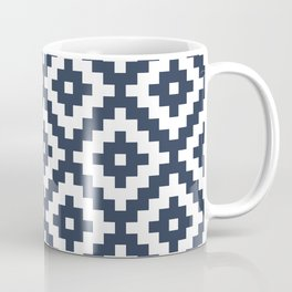 Nordic geometric pattern Coffee Mug