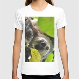 Sloth_20171105_by_JAMFoto T-shirt