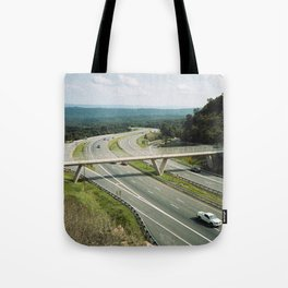 Interstate 68 2 Tote Bag