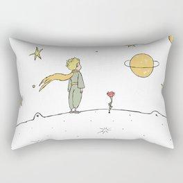 Little Prince II Rectangular Pillow