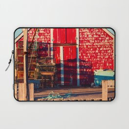 End of Day at Blue Rocks Laptop Sleeve