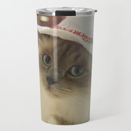 Cowboy Cat Travel Mug