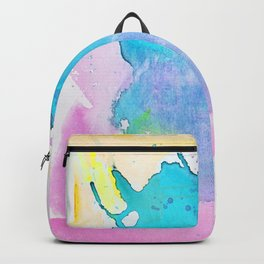 It Bleeds Around the Edges Backpack
