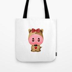 Love Bear Tote Bag
