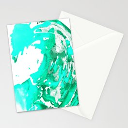 Aqua Aguas Aguas Stationery Cards