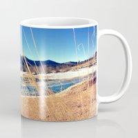 colorado Mugs featuring Colorado by Fletchern