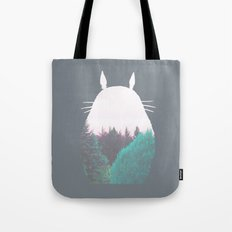 Troll of the Dreamland Forest Tote Bag