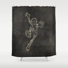 Teen Titans: Beast Boy Shower Curtain
