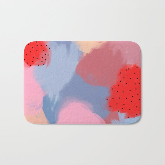 Paint Bath Mat