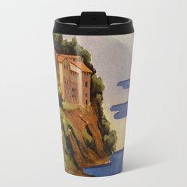 Rieti Sabina vintage Italian travel Travel Mug