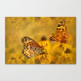 Echoes of Nature Canvas Print