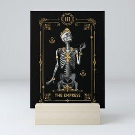 The Empress III Tarot Card Mini Art Print