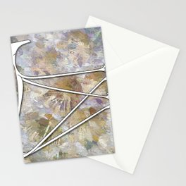 Sit-Ups Stationery Cards