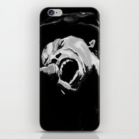 tom waits iPhone & iPod Skins featuring Tom Waits by Furry Turtle Creations