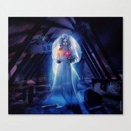 Bride's Spirit by Topher Adam 2017 Canvas Print