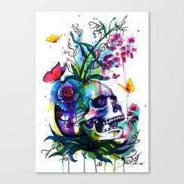 """Candid"" Canvas Print"
