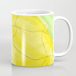 Effortless Watercolor Coffee Mug