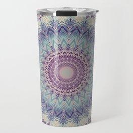 Earth Mandala 4 Travel Mug