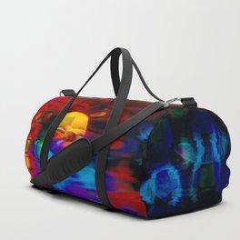 Strange Moon Duffle Bag