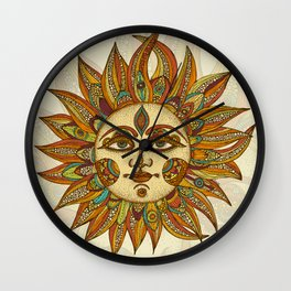 Helios Wall Clock