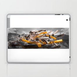 Form Exploration 3 Laptop & iPad Skin