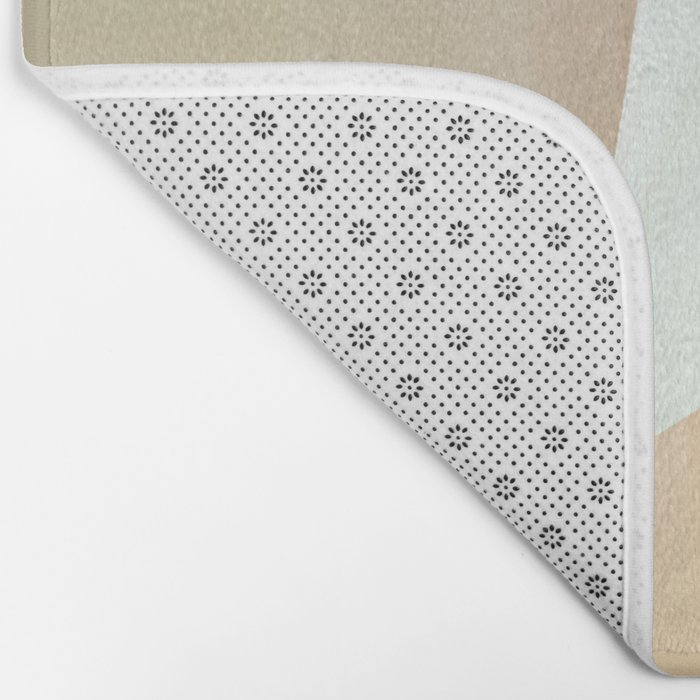 Wave n°5 Bath Mat