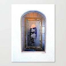 Window, Encinitas, California Canvas Print