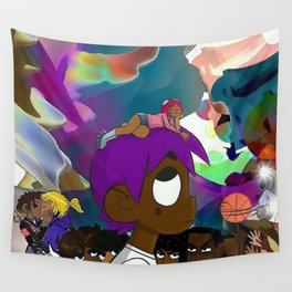 Lil Uzi Vert vs The World Wall Tapestry