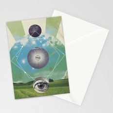 UNIVERSOS PARALELOS 006 Stationery Cards