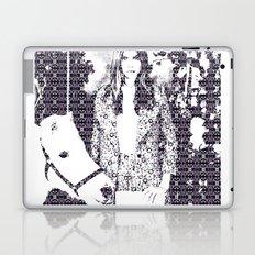 Cara and her Horse Laptop & iPad Skin