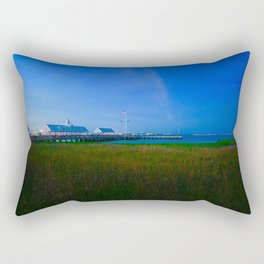 Charleston Dock Rectangular Pillow