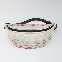 Yarns - Between the lines Fanny Pack