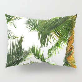 the tropical coconut is here Pillow Sham