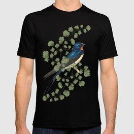 Wild is my sparrow heart T-shirt