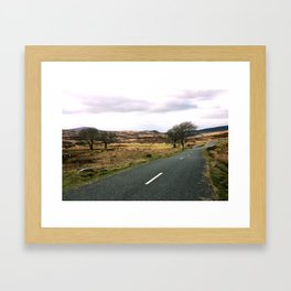 Road to ... Framed Art Print