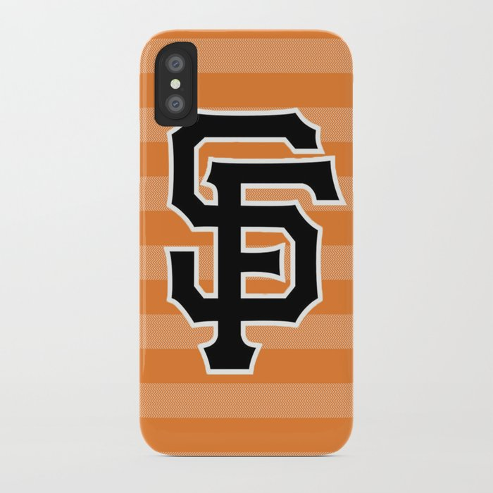 Sf Giants Iphone Case By Kaygor Society6