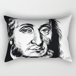 Fuck Yeah Paganini Rectangular Pillow