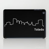 ohio iPad Cases featuring Toledo, Ohio by Fabian Bross