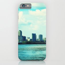 New Orleans Skyline iPhone Case