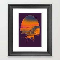 El Bandido* Framed Art Print