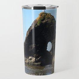 Chilean Beach Travel Mug