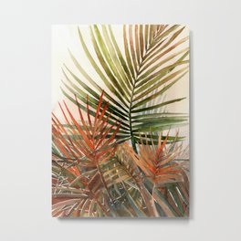 Arecaceae - household jungle #1 Metal Print