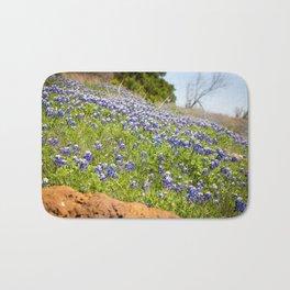 Texas Springtime Bath Mat