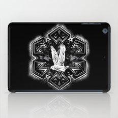 Snowy Owl Flake iPad Case