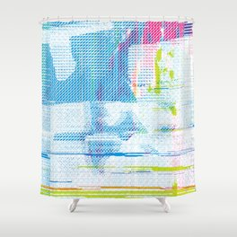 12 Shower Curtain