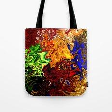 Crying Soul Tote Bag